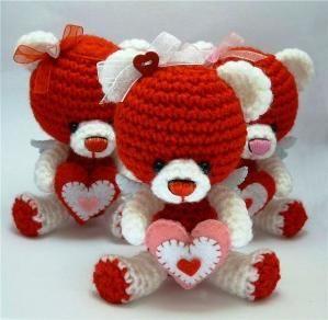 20+ Free Crochet Teddy Bear Patterns ⋆ Crochet Kingdom | 292x299