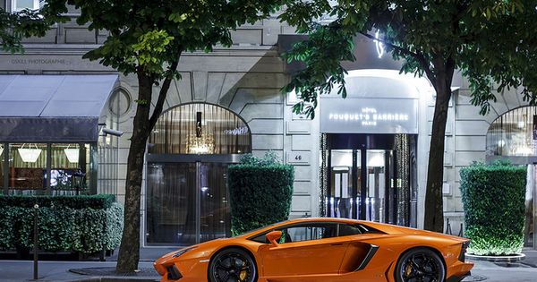 Lamborghini Aventador / phtoo by Gauvin customized cars celebritys sport cars sport