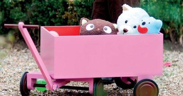 plan et tutoriel un petit chariot de bois faire soi meme le jeux et en bois. Black Bedroom Furniture Sets. Home Design Ideas