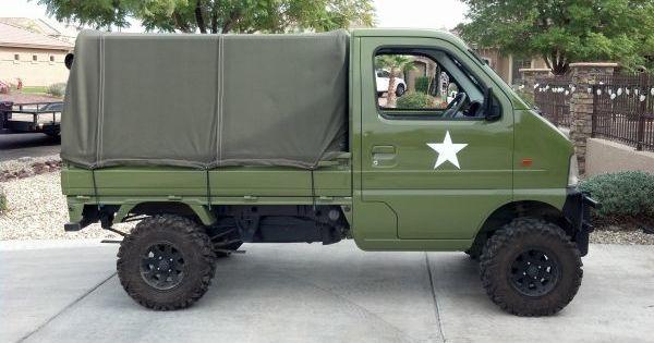 Jeeps For Sale Bc >> for sale 1999 suzuki 4x4 mini truck | carros nice ...