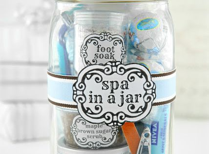"""And a """"spa in a jar"""" is essentially a perfect relaxation kit."""