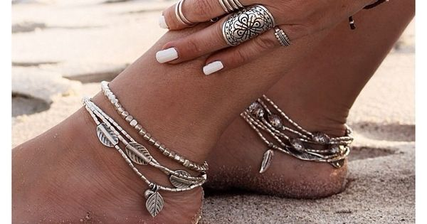 Bijoux de pied et main collier bracelet bague bijou necklace jewellery myfashionlove