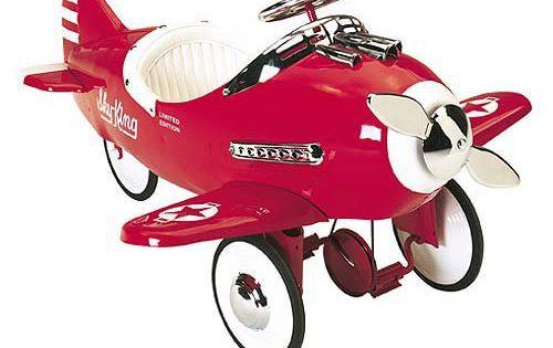 Pedal Toys For Boys : Sky king pedal plane toys for boys at poshtots