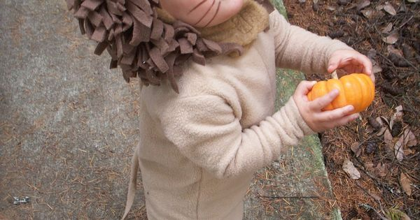 Your baby boy or girl will stay warm and cozy while trick-or-treating