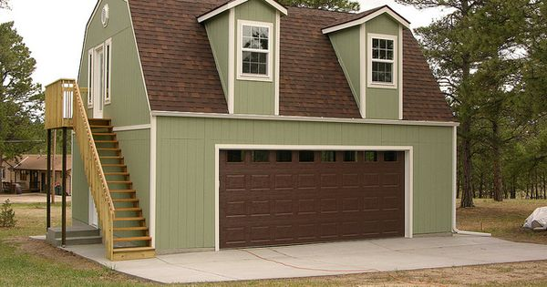 Premier Barn Garage By Tuff Shed Storage Buildings