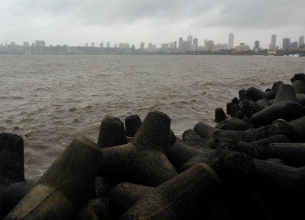 Monsoon Forecast For Mumbai Overcast Conditions And Passing
