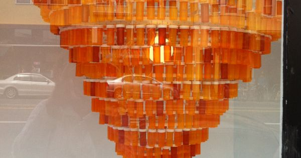 cool chandelier prescription bottles bottle chandelier
