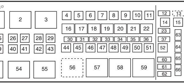 2006 Ford Five Hundred Fuse Box Diagram Image Details