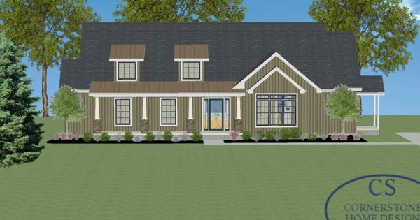 House Plans Cornerstone Home Designs In 2020 House Plans House Design House