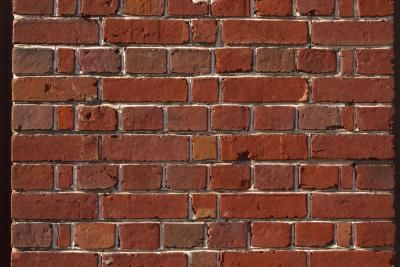 How To Stain Brick Walls Stained Brick Brick Wall Faux Brick