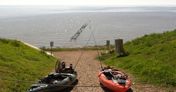 Our kayak launch trinity bay baytown tx kayak fishing for Trinity bay fishing