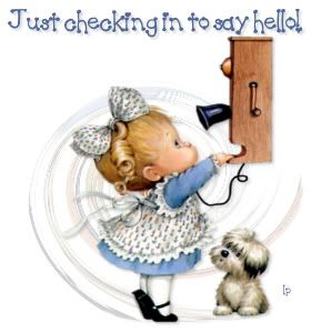 Just Checking In To Say Hello Good Morning Image Quotes Hello Quotes Hello Pictures