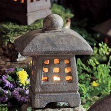 Small Yukimi Snow Lantern From Dharmacrafts Com Small Japanese