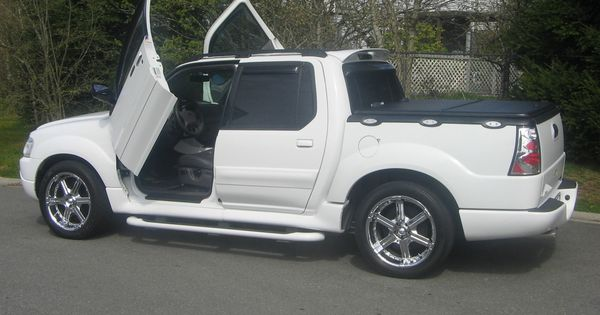 Ford Sport Trac >> Ford Sport Trac Custom Parts | 2001 Ford Explorer Sport Trac - Surrey, BC owned by XUV-01 Page:1 ...