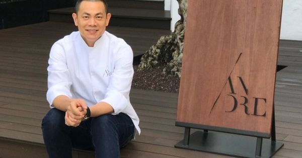 We Re Closing Restaurant Andre Singapore S Top Eatery Returns Michelin Stars Restaurant Andre Michelin Star Andre
