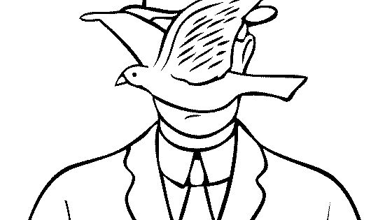 rene magritte coloring pages - photo#16
