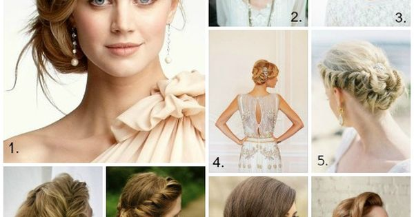 Special Occasion Hairstyles For Medium Hair