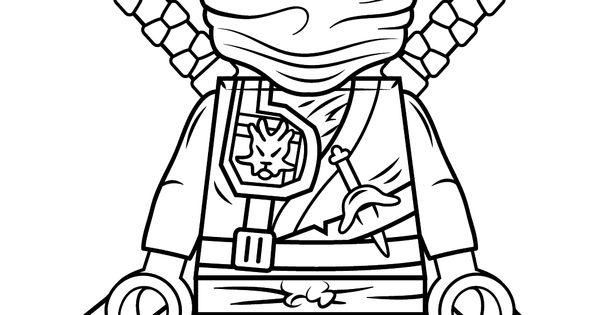 Lego Ninjago Green Ninja Super