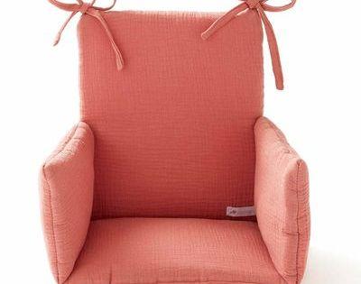 Cocoeko Coussin Chaise Haute Bebe Confort Gaze De Coton Oeko Tex