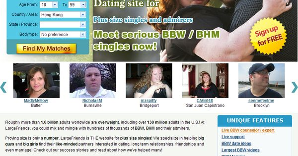 east homer bbw dating site Bbw romance features 1000\'s of single bbw men and women looking to date online the fastest growing bbw dating site online search for free today.