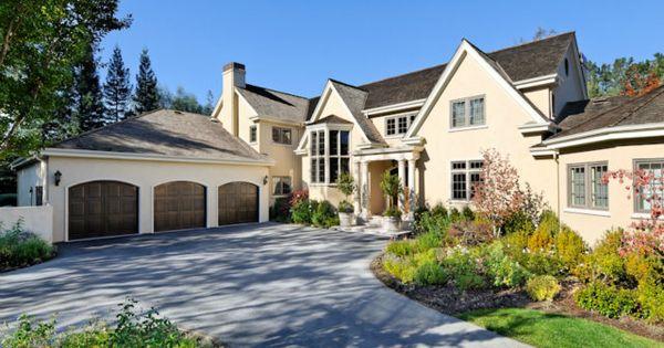 Custom Luxury Estate In Atherton CA Real Estate Pinterest Luxury