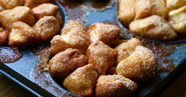 Individual Monkey Breads   Breads, Cakes, Muffins, Scones and Other ...