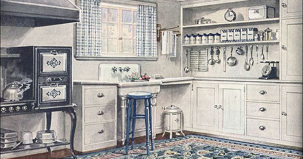 1921 Armstrong Kitchen Sanitary Style Style Antiques