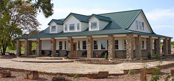 Pin By Ryan Webb On Home Steel Building Homes Barn House Plans Metal Building Homes
