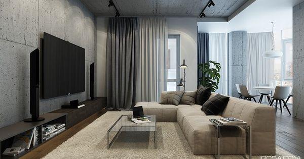 Modern Living Room 2016 inspiring decorating ideas 2016: modern living room designs | home
