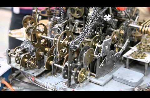 world s most useless machine