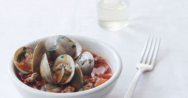 Smoked paprika, Butter sauce and Clams on Pinterest
