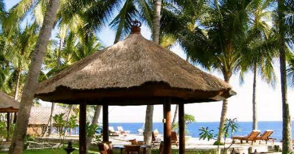 a tropical retreat in Bali