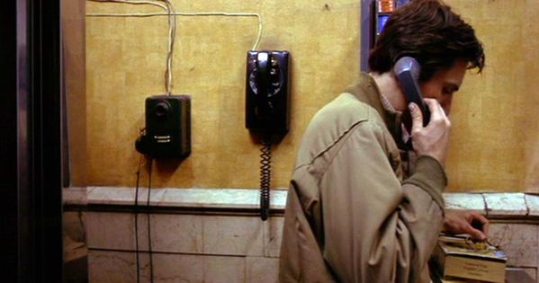 Travis on a pay-phone scene -- Taxi Driver (1976)   Cinema ...
