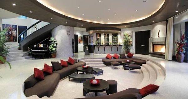 The Living Room San Diego Custom Inspiration Design
