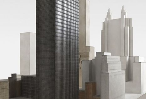 Ludwig mies van der rohe philip johnson seagram for Seagram building ppt