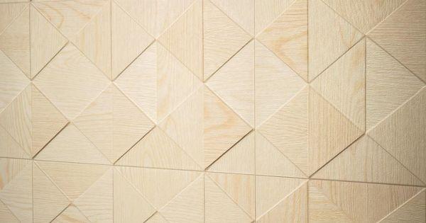 Nordic wood porcelaine d cor e avec motif de diamant for Carrelage losange diamant