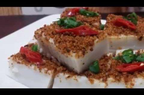 Resep Kue Talam Abon Lembut Gurih Youtube