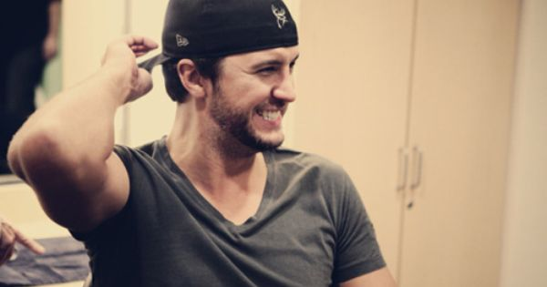 Luke Bryan. I love this man!
