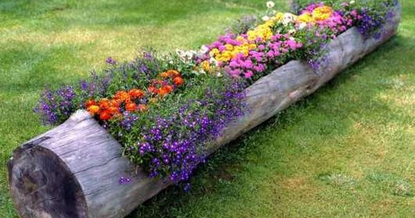 outdoor flower garden ideas | my kind of flower garden repinned from