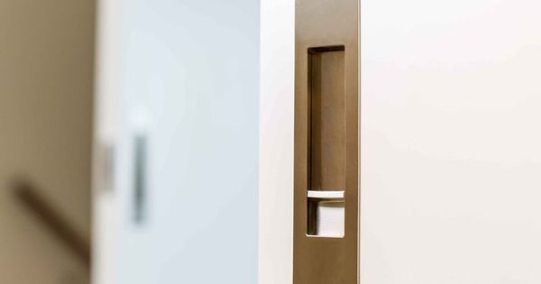 Mardeco M Series Privacy Set Pocket Door Hardware Sliding