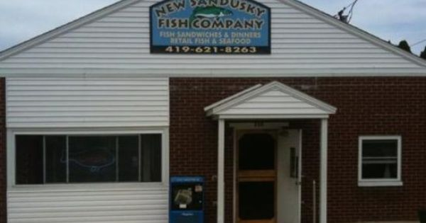 New sandusky fish company catawba island pinterest for New sandusky fish company