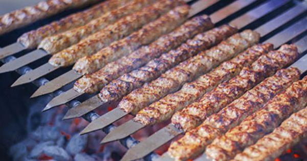 طريقة عمل كباب كوبيده Recipe Turkish Recipes Real Food Recipes Cooking Recipes