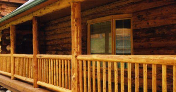 Lovitt S Natural Gold Oil Based Log Home Stain In Quot Honey
