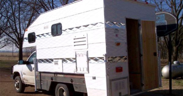 Truck Camper News Truck Camper Camper Recreational Vehicles