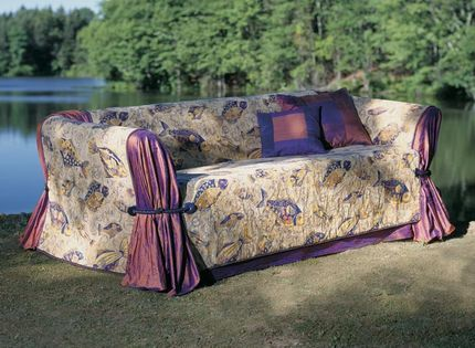 Make A Sofa Wrap Diy Sofa Diy Sofa Cover Slipcovers For Chairs
