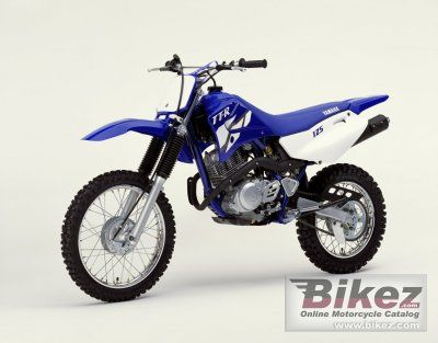 2002 Yamaha Tt R 125 Specifications And Pictures Yamaha 125cc Dirt Bike Dirtbikes