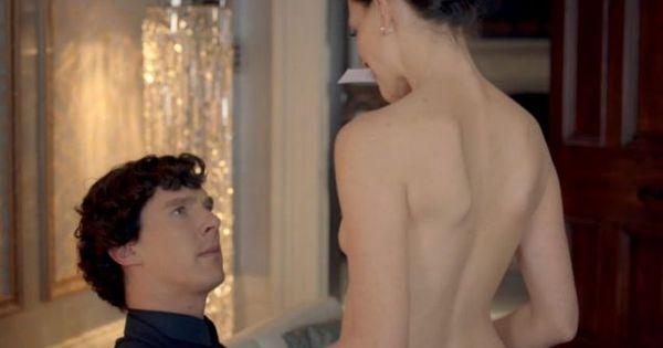 Sherlock irene adler nude have