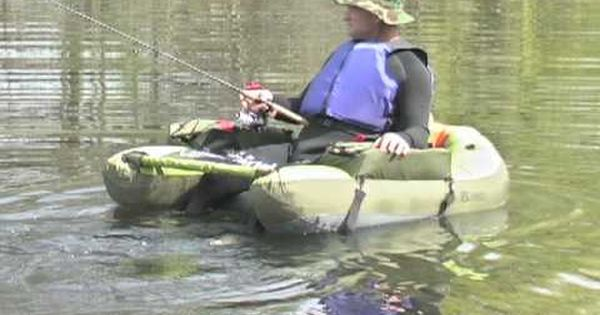 Classic accessories cumberland float tube product review for Fly fishing float tube