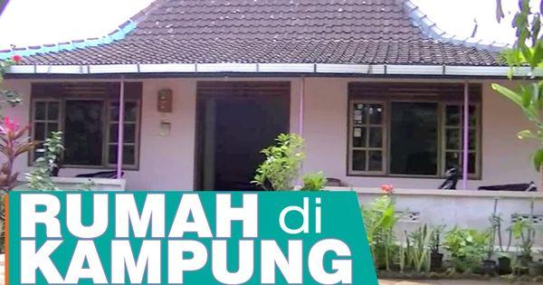 Jutaan Tampilan Model Rumah Di Perkampungan Paling Disukai Desain Rumah Desain Rumah