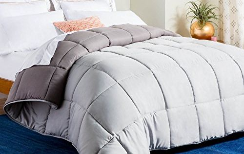 Linenspa Reversible Down Alternative Quilted Comforter Wi Https